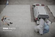 ببینید | این تصاویر ناراحت کننده است؛ محل دفن قربانیان کرونایی!