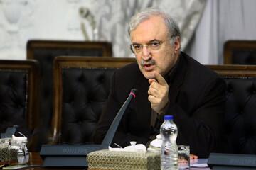 ببینید | وزیر بهداشت در صحن مجلس علت افزایش کرونا را بیان کرد