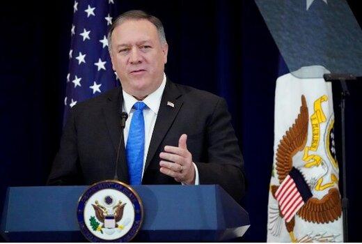 پمپئو:الان وقت رساندن پول نقد به دست ایران نیست!