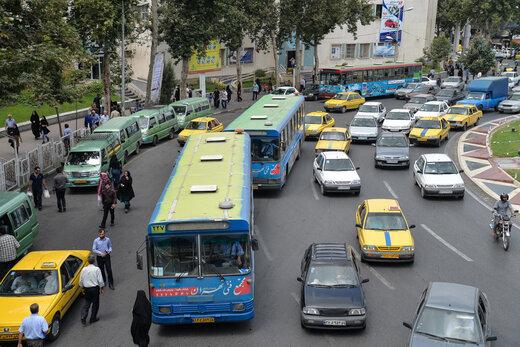 مصوبه نرخ کرایههای حمل و نقل عمومی در سال ۹۹ به شورا برگشت خورد