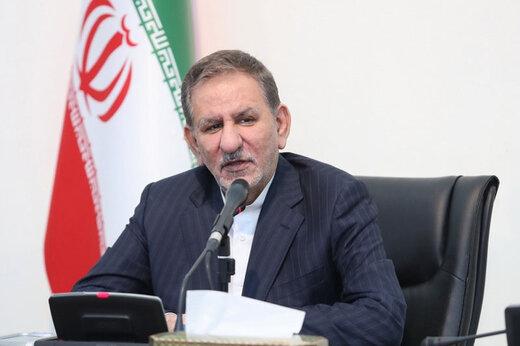 جهانغيري: إيران تكيفت مع ظروف انعدام العائدات النفطية