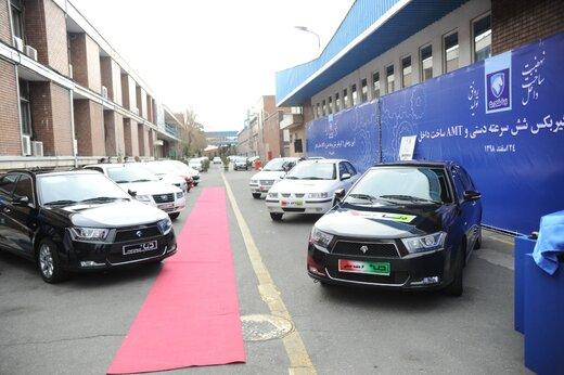 آخرین خبرها درباره محصولات جدید ایران خودرو