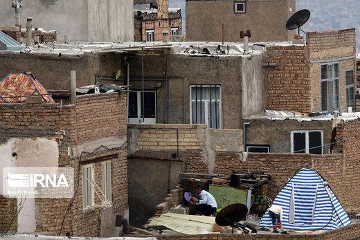 سیزدهبدر کرونایی روی پشت بام