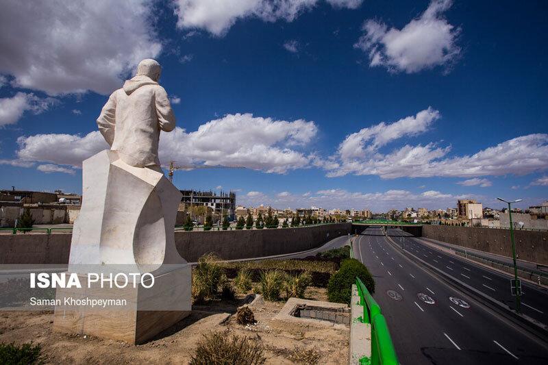 تصاویر | اصفهانیها اینگونه در خانه ماندند