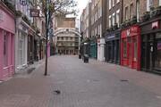 ببینید | بلایی که ویروس کرونا بر سر خیابانهای شلوغ و پر رفتوآمد اروپا آورد