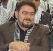 شهادت سردار میرزا محمد سلگی در همدان شهید زنده همدان به شهادت رسید