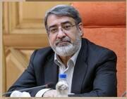 وزیر کشور در ماجرای کرونا از استاندار آذربایجان غربی تقدیرکرد