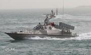 این قایق تندروی نظامی مجهز به موشک های میانبرد است  +عکس