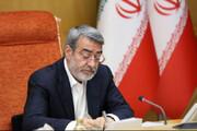 قدردانی وزیر کشور از اجرای موفقیت آمیز طرح فاصله گذاری در آذربایجان شرقی