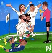 این فوتبالیستها عاشق کارت گرفتن هستن!