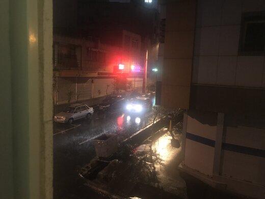 ببینید | تصاویر زیبا از رعد و برقهای مهیب نیمهشبانه تهران