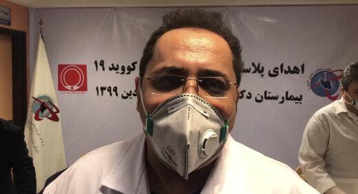 ببینید | توضیحات پزشک سرشناس بیمارستان دانشوری درباره ممنوعیت واردات داروی ضد ویروس موثر در درمان کرونا و نگرانی از پیک مجدد بیماری از روز ۲۵ فروردین
