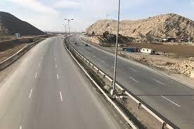 کاهش ۶۵ درصدی تردد در جاده های آذربایجان شرقی در روز طبیعت
