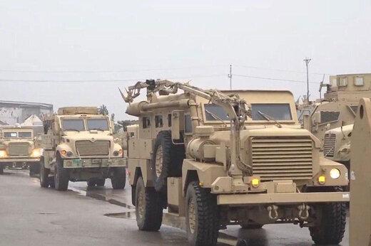 آمریکا، پایگاه الحبانیه عراق را ترک میکند