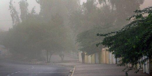 هشدار زرد هواشناسی برای سه استان
