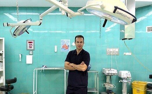 ماجراهای عجیب داور لیگ برتری هنگام عمل جراحی!