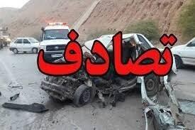 میزان تصادفات فوتی برون شهری کردستان ۵۵ درصد کاهش یافت
