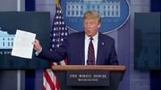 ترامپ : ایران اگر بخواهد کمک میکنیم/به دنبال تغییر حکومت ایران نیستم