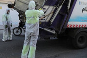 تهیه لباسهای بهداشتی برای کارگران خدمات شهری