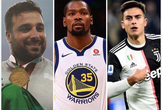 کدام چهرههای ورزشی ایران و جهان به ویروس کرونا مبتلا شدند؟
