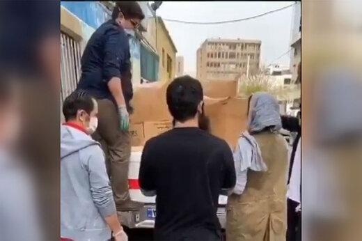 ببینید | ویدئوی پیمان معادی از سلبریتی معروف: هدیه تهرانی در روزهای سخت کرونا