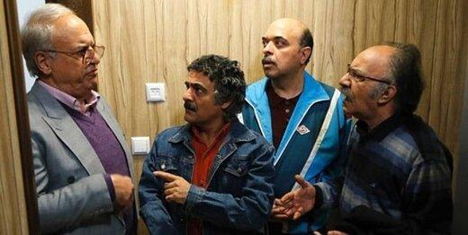 فصل جدید سریال طنز تلویزیون با بازی رضا شفیعیجم و ویدا جوان