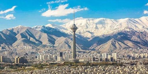 هوای تهران در ۱۵ فروردین ماه در چه وضعیتی قرار دارد؟