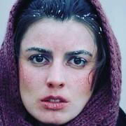 گریم لیلاحاتمی در فیلمی که آن را بازی نکرد/عکس
