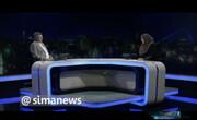 ببینید | شوخی مجری تلویزیون که امشب از قرنطینه برگشته با قائم مقام وزیر بهداشت: از شما کرونا گرفتم!