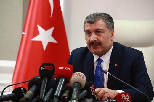 تازهترین آمار از تعداد مبتلایان به کرونا در ترکیه