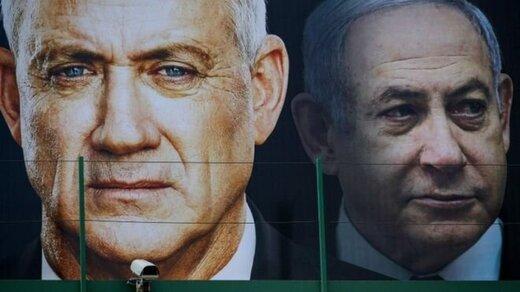 نتانیاهو و گانتس توافق کردند