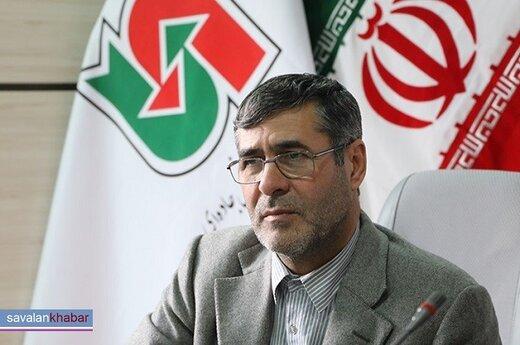 جابجایی ۷۱ هزار تن کالا در استان اردبیل