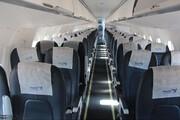 قیمتهای باورنکردنی بلیت هواپیما/ کاهش ۹۰ درصدی پروازهای داخلی