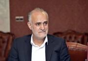 نبی: نمیشود بازیهای لیگ را ناتمام گذاشت