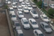 ببینید | وضع ترافیک امروز تهران در چند مسیر اصلی