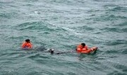 پسر ۱۰ ساله بوشهری از غرق شدن نجات یافت