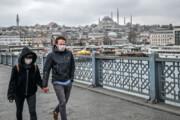 ببینید | در استانبول فقط پرندهها پر می زنند!