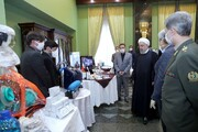 """Iranians' capabilities in fighting COVID-19 """"source of pride"""": Pres. Rouhani"""