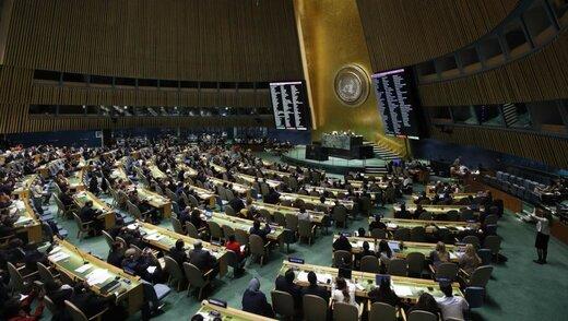 ایران:حقوق بشر آمریکایی طنز تلخ تاریخ است