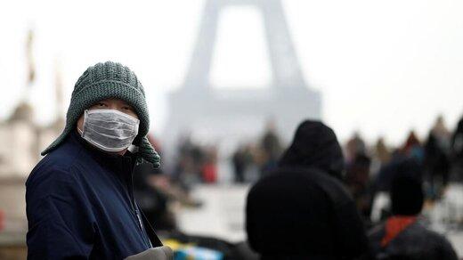 درخواست فرانسه از چین برای خرید ۲ میلیارد ماسک