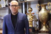 واکنش قاطع مدیر جدید استقلال به شایعه استعفا؛خانهام را ترک نمیکنم/عکس