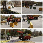پارک ملت شهرکرد تا اطلاع ثانوی مسدود است