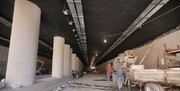 معاون شهردار تهران: کارگران پروژه گیشا به خاطر کرونا کار را تعطیل کردند