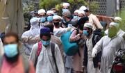 پاکستان ۲۰ هزار مبلغ دینی را از بیم کرونا قرنطینه کرد