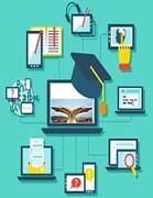 گزارش اقدامات آموزش الکترونیکی دانشگاه شهرکرد