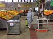تمهیدات جدید پیشگیری از شیوع کرونا در میادین میوه و تره بار تبریز