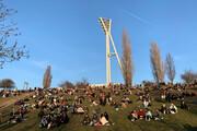 ببینید | سیزدهبدر در برلین با رعایت فاصله گذاری اجتماعی!