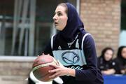 ببینید | شاهکار دلارام وکیلی بسکتبالیست ایرانی در کنار ستارههای جهان