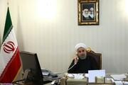 روحانی به مکرون:گامهای برداشتهشده برای اینستکس مثبت اما ناکافیست