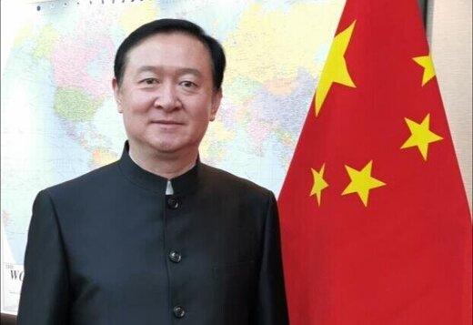 پاسخ سفیر چین به توئیت موسوی